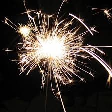 A standard sparkler can burn up to 2,000 degrees Fahrenheit .